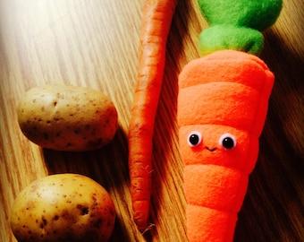 Spring carrot Plush