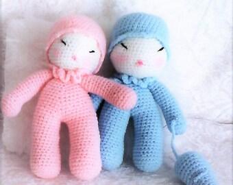 THE twins - mini stuffed animals