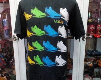 Air Jordan 3 Basketball Shoes T shirt