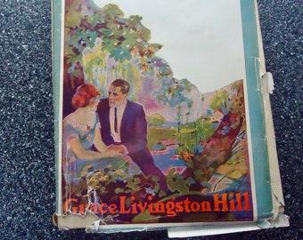 "Grace Livingston Hill "" ARIEL CUSTER "" 1925 DJ"