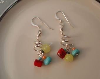 Twister Trio Earrings