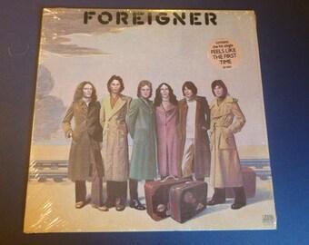 FOREIGNER Vinyl Record SD-19109 Atlantic Records 1977