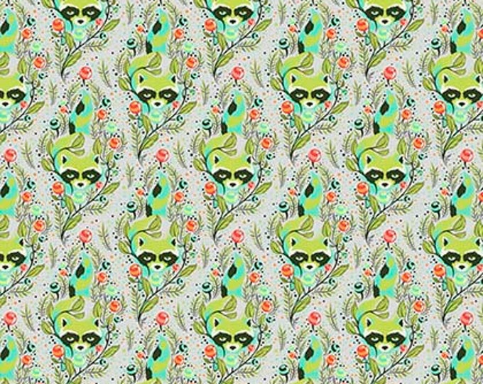 Tula Pink All Stars - PWTP037 Agave Raccoon - 1/2yd