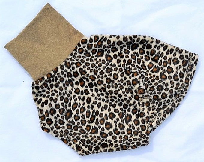 "Italian Greyhound Clothing. ""Chocolate Cheetah Jammie / Daycoat"" - Italian Greyhound Sizes"