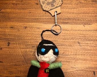 Robin doll keychain