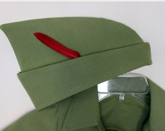 Peter Pan Hat for Baby, Toddler,  Children, and Teens/ Peter Pan Birthday Hat