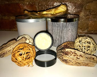 Sandalwood and Rose Body Butter