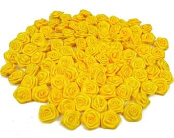 20 skulls jaune1, 50 cm in diameter ref645 satin rose