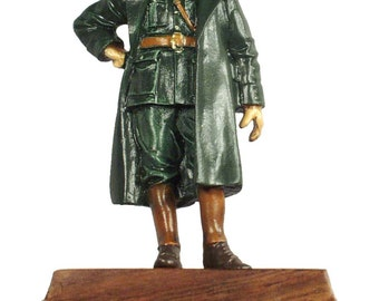 54mm scale Michael Collins Painted Pewter figure - IHP13