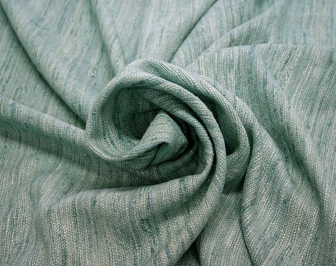 451083-natural Silk Rustic 100%, wide 135/140 cm, made in India, dry-washed, weight 360 gr