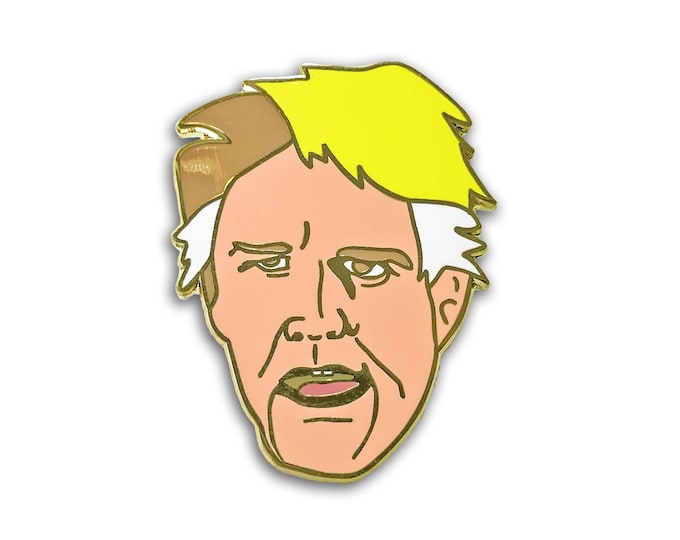 The Busey Pin