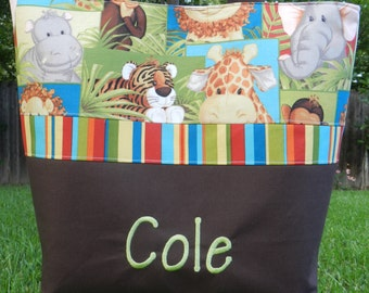 Personalized diaper bag,boy diaper bag,monogrammed,baby shower gift, boy baby gift
