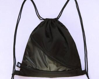 Full-Of-Zip Backpack