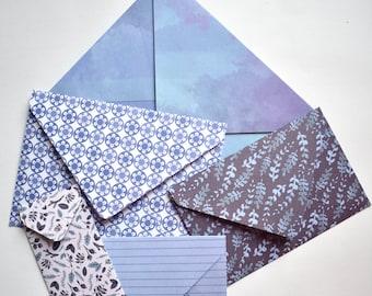 Custom Envelopes for Scrapbooks, Junk Journals, Parties, & More!
