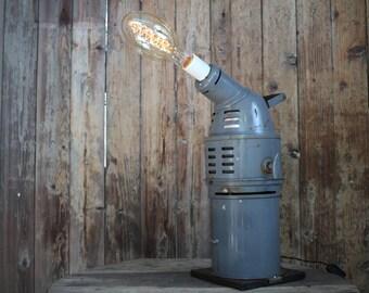 Repurposed Stage Light Lamp