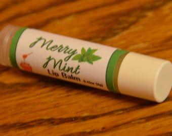 Merry Mint Lip Balm