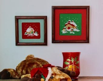 Cross Stitch: Holiday Cottages