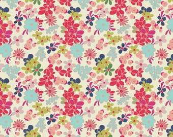 Abloom Fusion - Ladylike Abloom - AGF Studio - Art Gallery Fabrics (FUS-A-408)