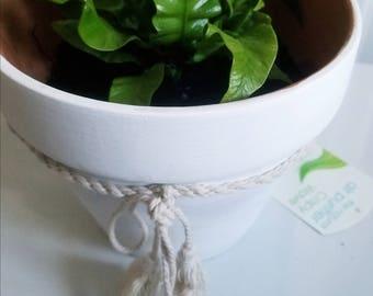Rustic Flower Pot