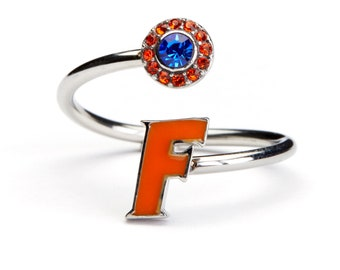 Florida Gators Ring – Orange F