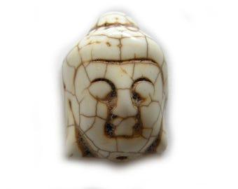 """Extra Large Buddha Bead 1 1/8"""""""