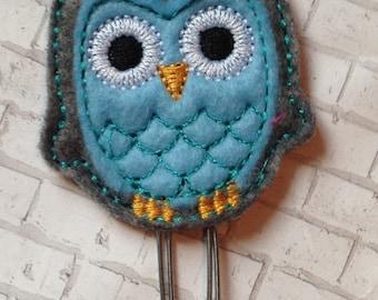 Owl Planner Clip, Planner accessories, Owl Clip, Paper clip, Planner paper clip, Planner Decor