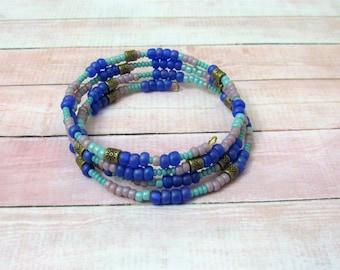 Southwestern Watercolor Bracelet