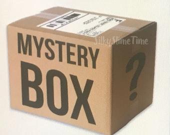 Mystery Slime Box - Jumbo Mystery Slime Box - 16 oz Slime Box - Random Slimes - Mystery Box