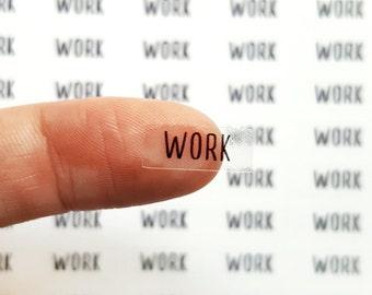 Work Planner Stickers, Happy Planner Stickers, Work Stickers, Erin Condren Planner Stickers Work