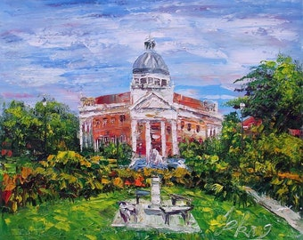 U of Southern Mississippi Copper Dome-Pen King-6160