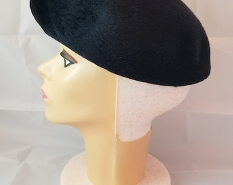 Vintage Gotham Woman's Hat/Crevi Body Made in Italy