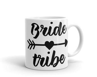 Bride Tribe BLK Mug made in the USA