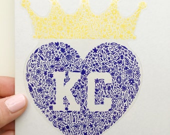 Kansas City Took the Crown Decal