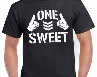 Bullet club t-shirt One Sweet The Elite njpw wwe tna roh hog nwo dx the elite wrestling