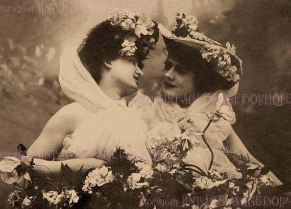 Antique lesbian