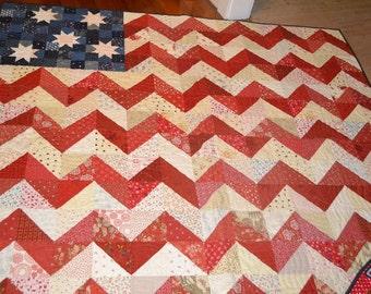 I Love America Quilt Pattern