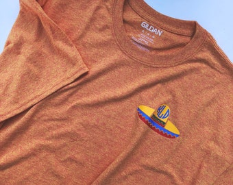 Cinco de Mayo Monogrammed T Shirt//Cinco de Mayo//Monogrammed T//Sombrero Monogram