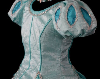 Little Mermaid Aqua Parks Costume