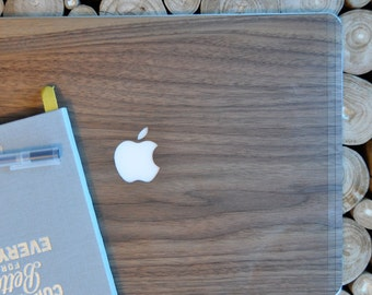 Wood MacBook Cover | Macbook Case | Laptop Case | Wooden Laptop Cover| Laptop Accessory