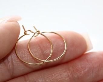 Small Hoops * Hoop Earrings * Mini Hoops * Mini Hoop Earrings * Sleeper Hoops * Small Hoop Earrings * Thin Hoops * Tiny Hoops........*Hoops*