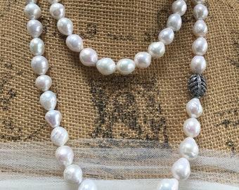 "Baroque pearls,Medium size,round shape,teardrop,baroque pearls,12-17mm, Baroque,oblong shape, white pearls, Freshwater, baroque pearls, 16"""