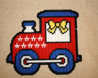 4th of July 3 piece Train