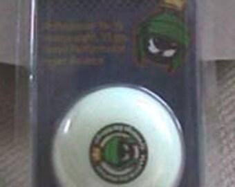 Marvin the Martian Glow in the dark Yo-Yo - Mint in package - Estate find!
