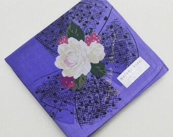 FREE Shipping!!! YUKIKO HANAI Madame Hanai Hanky Handkerchief