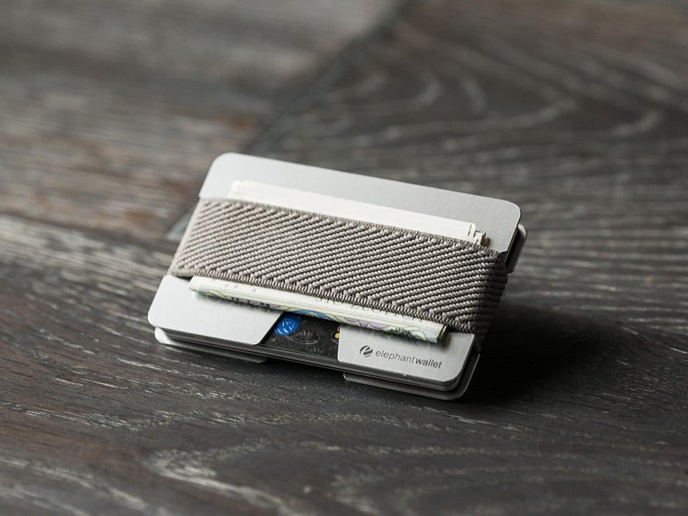 Metal wallet credit card wallet men\'s and women\'s