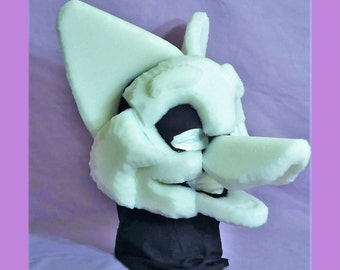 Balaclava Foam Canine Fursuit Head Base