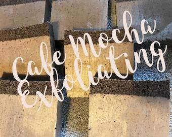Cafe Mocha Exfoliating
