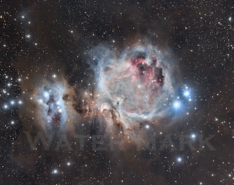The Great Nebula in Orion *Digital Download*