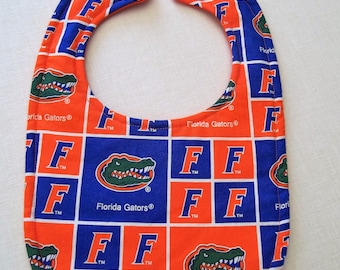 Florida Gators Baby Bib