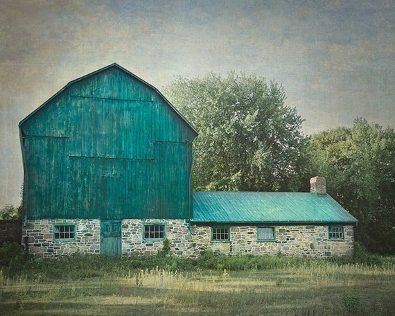 Items similar to Barn Photography, Country Picture, Farm ...